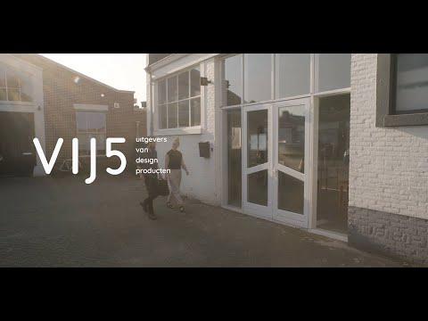 Vij5 - Uitgevers van Design Producten - Introductie, Dutch Design uit Eindhoven