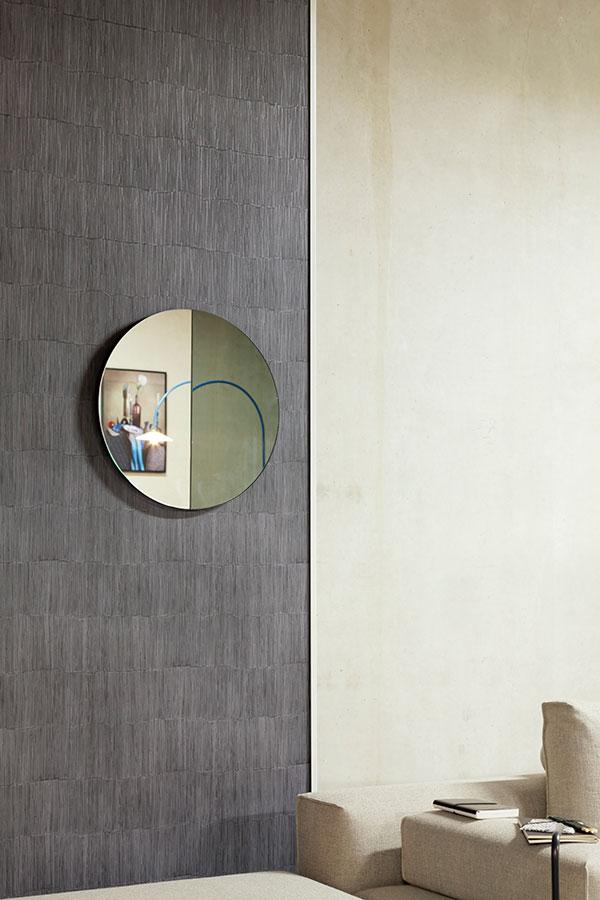 Moonrise Mirror Black - Design on Stock event styling by Bregje Nix en Marjolein Vonk (image by vij5)