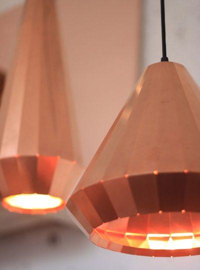 Copper Lights door David Derksen