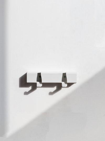 Coatrack by the Meter door Maarten Baptist