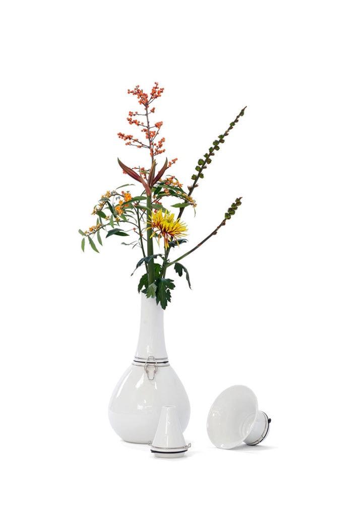 flexvase flowers highinsert set