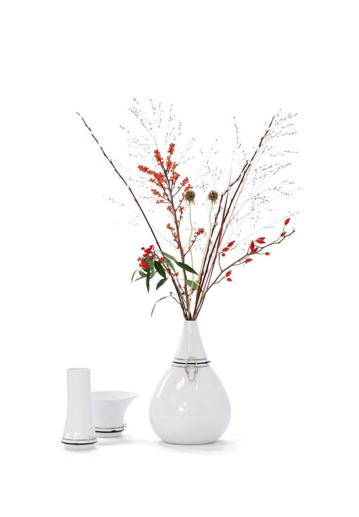 flexvase flowers smallinsert set
