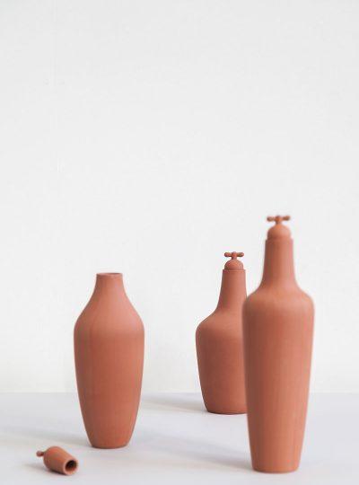 Tap Water Carafe door Lotte de Raadt
