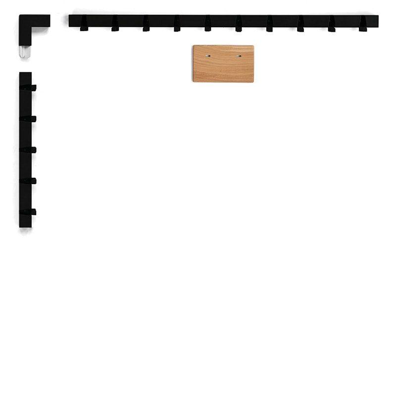 coatrackbythemeter set aroundthecorner