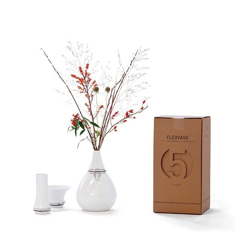 flexvase flowers packaging