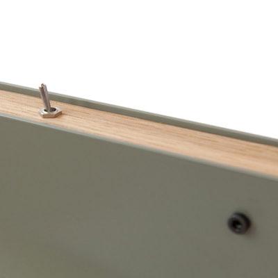 long shade led1200 ral7003 mossgrey shop detail