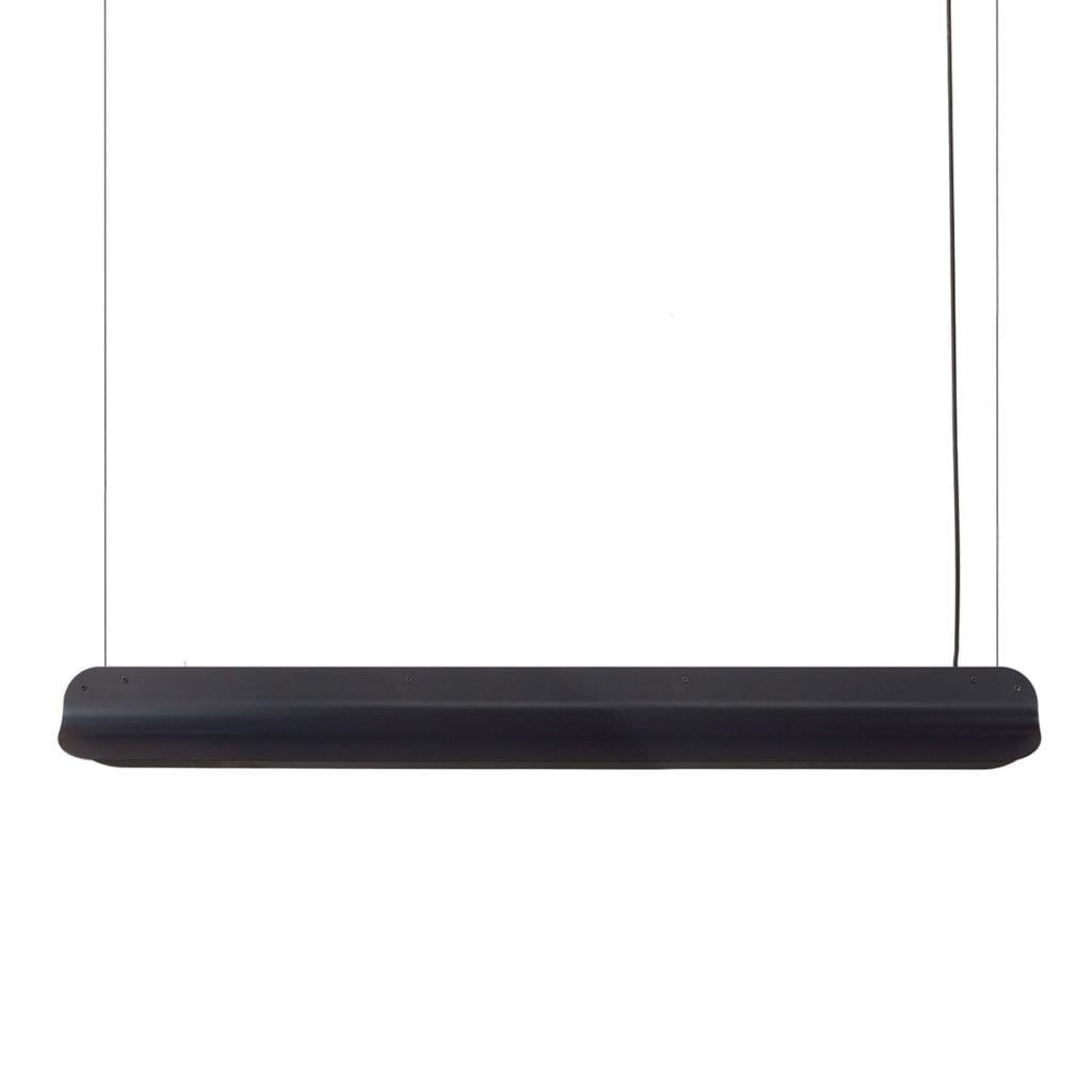 long shade side led1200 blackblue ral5004