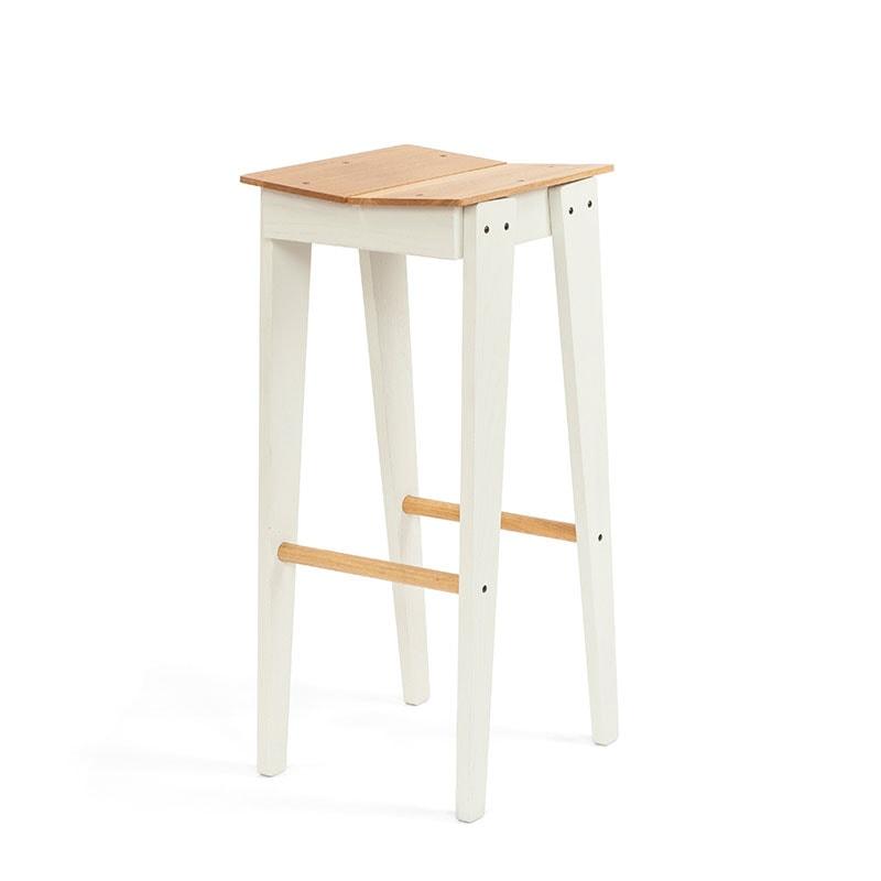 tilt bar stool persp front white shop