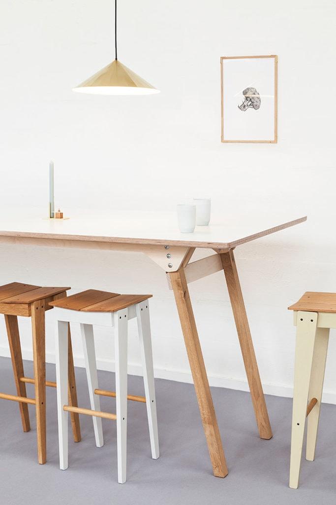 tilt bar stool setting 3