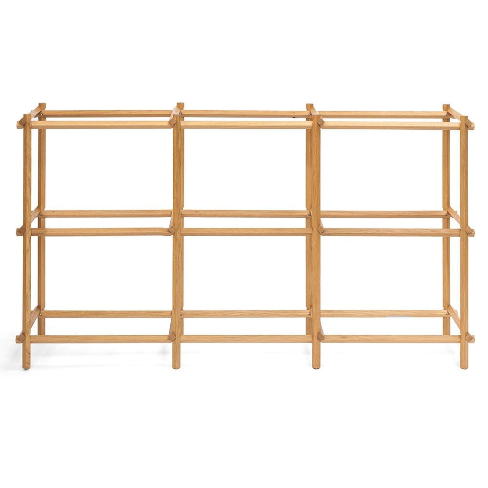 Angled Cabinet frame 3x3