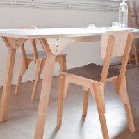 vij5 s chair setting ddw2015 01image by vij5 shop