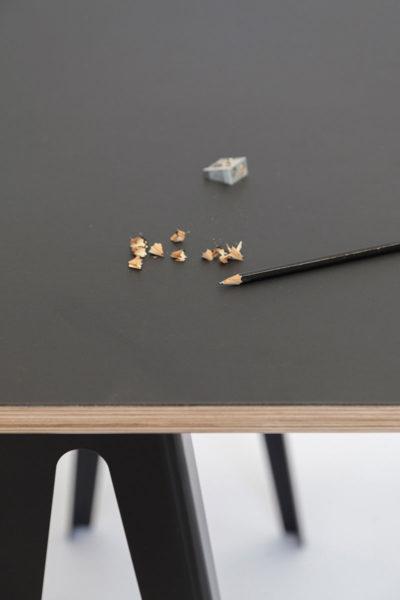 vij5 trestle table by david derksen in black 2019 image by vij5 3029