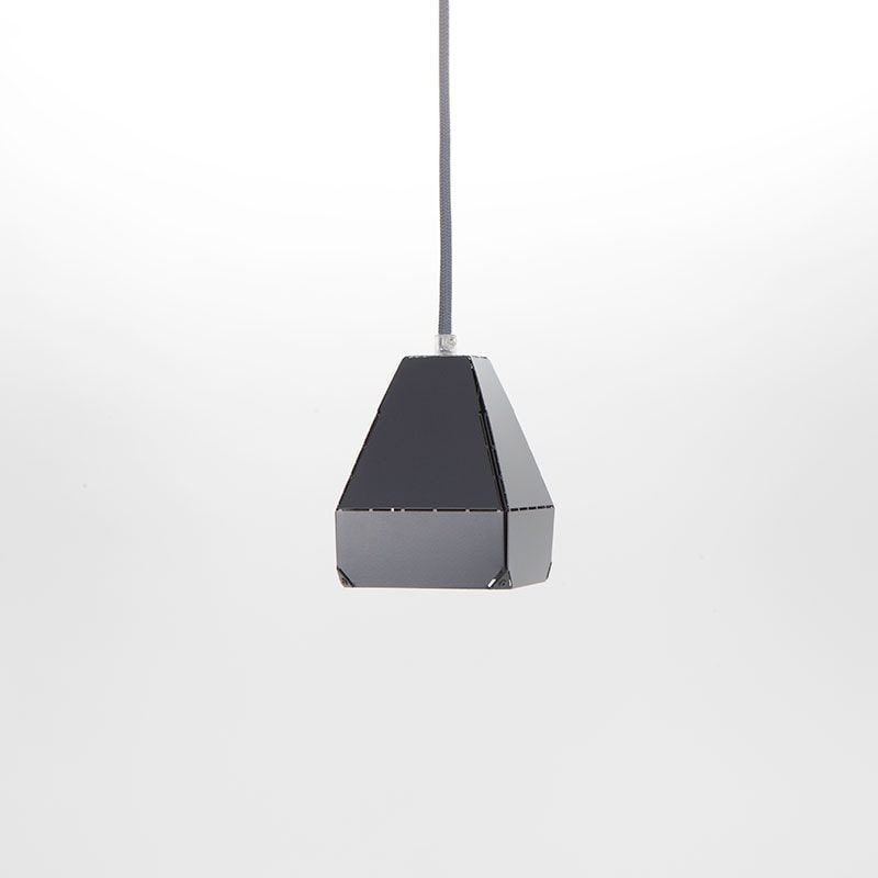 dashed light 10cm anthracite greybase