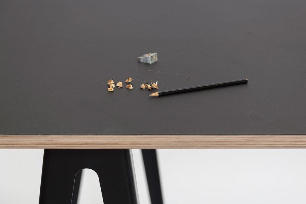 vij5 trestle table by david derksen in black 2019 image by vij5 3025