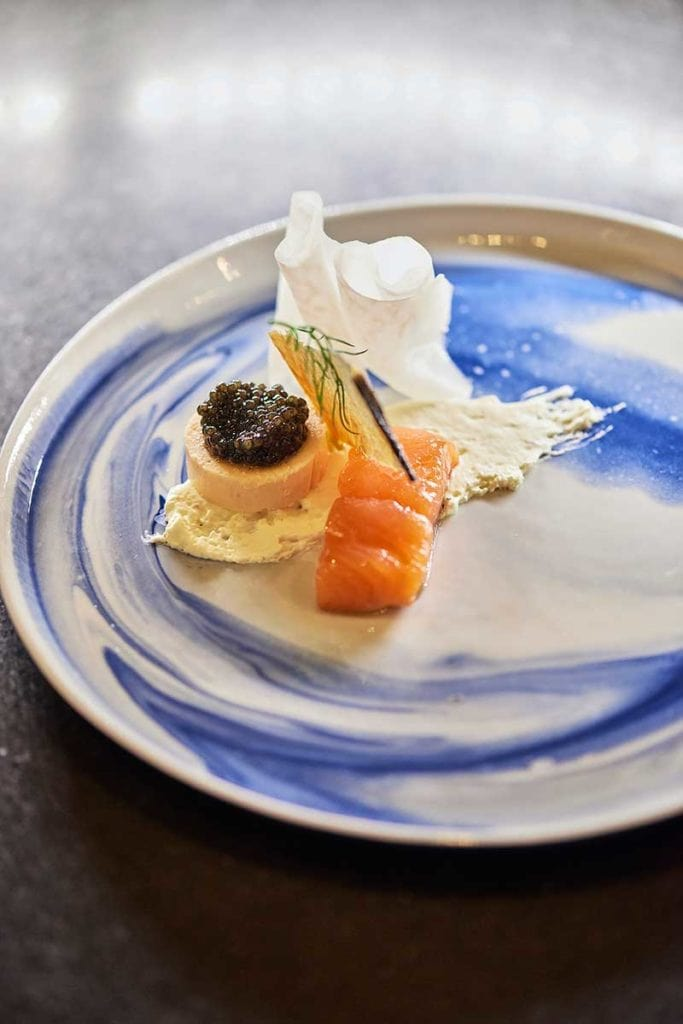 arctic char chefs table veranda icehotel wordpress 1