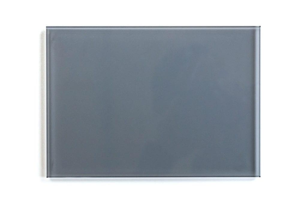 Dressed Cabinet glaspaneel sample grijs