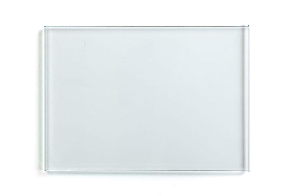 Dressed Cabinet glaspaneel sample helder