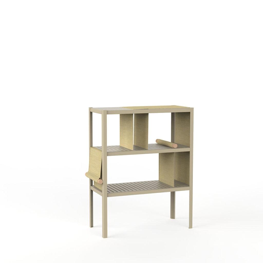 dressed cabinets ral1000 kvadrat414 laag doek1