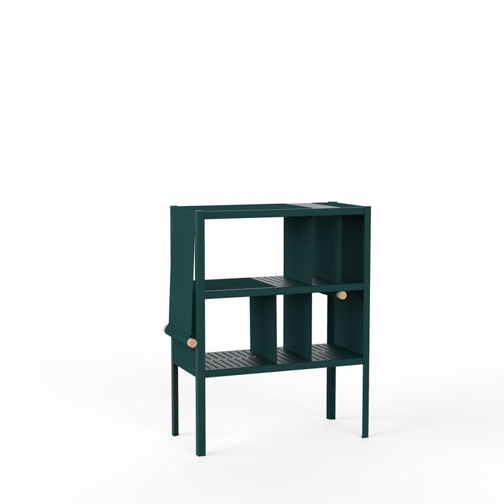 dressed cabinets ral6004 kvadrat984 laag doek3