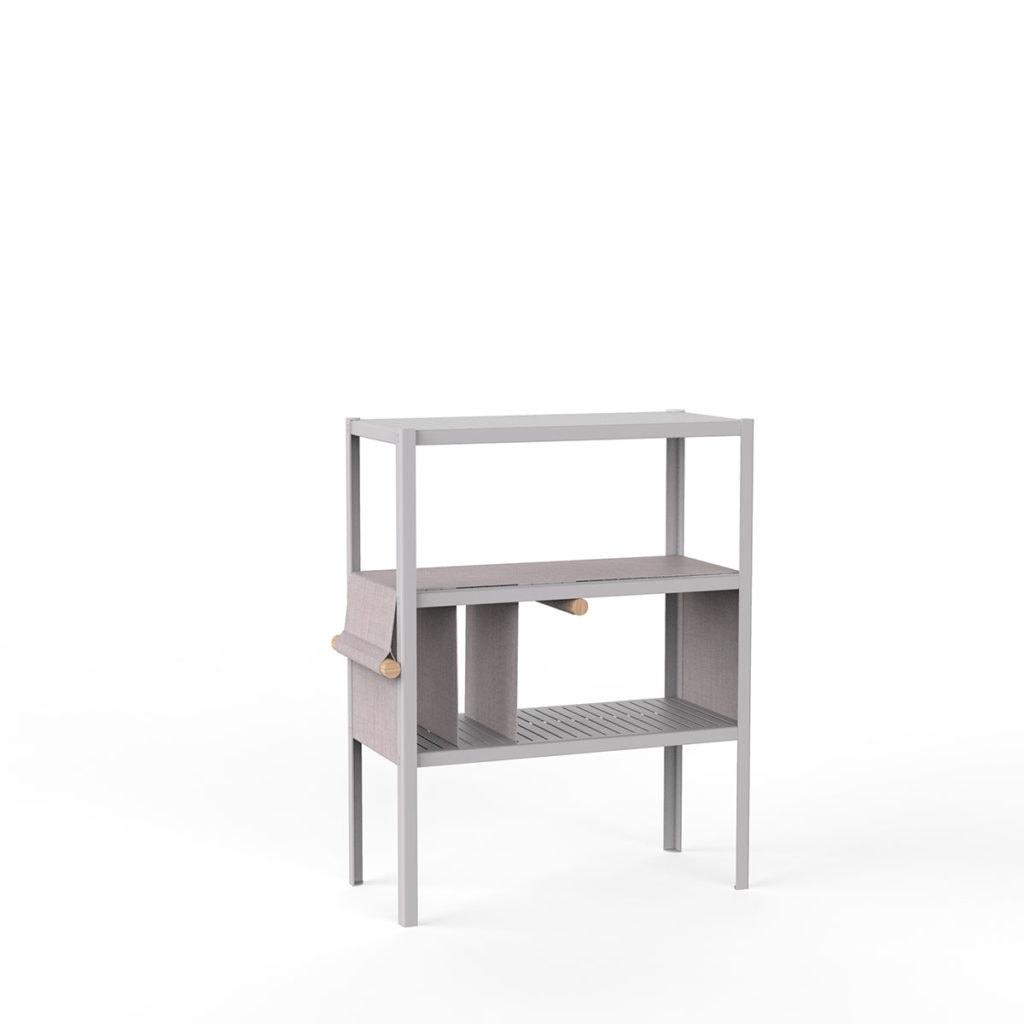 dressed cabinets ral7036 kvadrat716 laag doek2