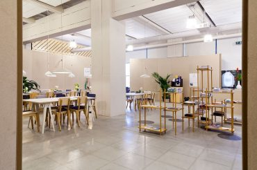 Dutch Design Week Press Centre door Vij5