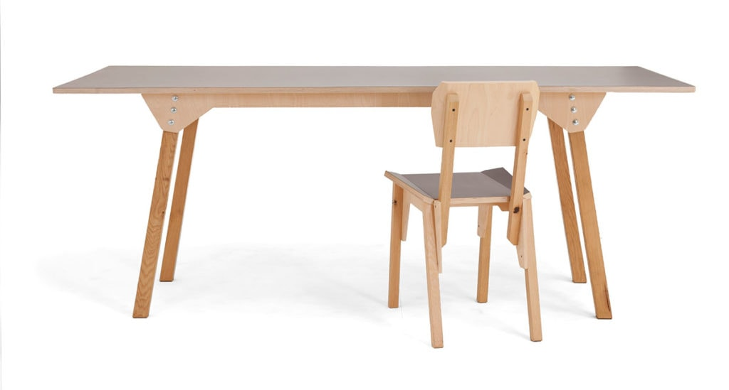 vij5 s chair en s table image by vij5