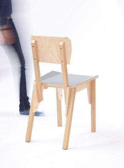 's-Chair door Jeroen Wand