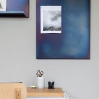 tempered steel panels tabloid desk s chair in vij5 showroom foto door vij5 deel